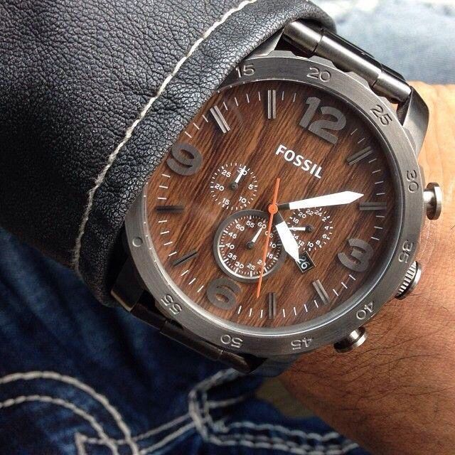 Nice watch fossil