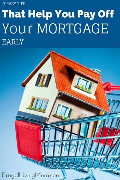 Once you buy a house, you're locked into a mortgage for 30 years, right? Wrong. Most banks have done away with prepayment penalties and made it easy for you to save money on your mortgage and pay it off early. Your mortgage may be the biggest expense you ever have, so why not cut it down and get rid of it as quickly as possible? These tips make it easy to pay your mortgage down fast