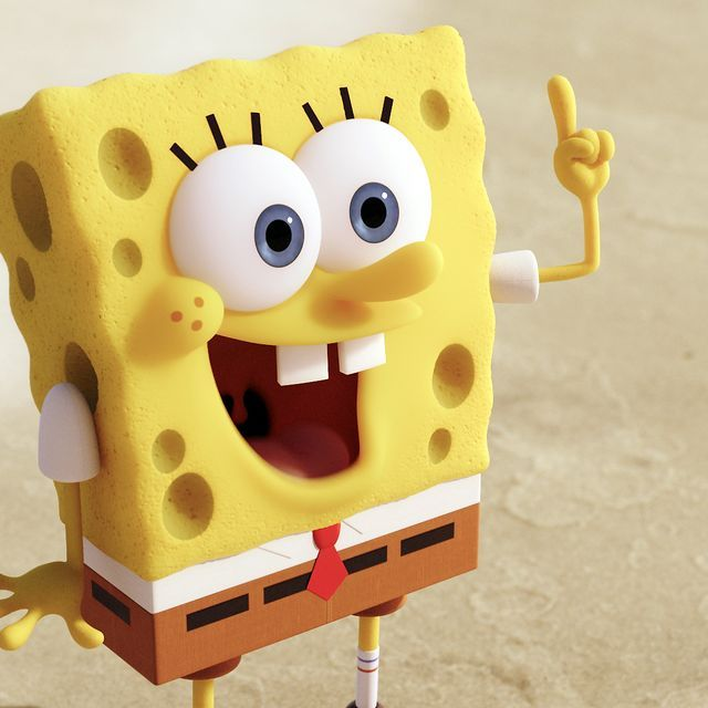 'The SpongeBob Movie' dethrones 'American Sniper' at the box office with $56 million.