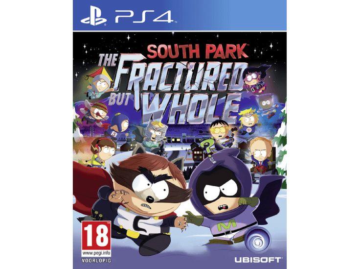 génial UBISOFT South Park: The Fractured But Whole Collector's Edition NL PS4 chez Media Markt
