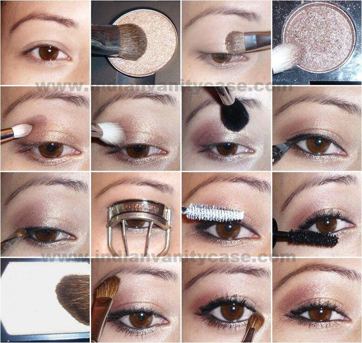 53 best Eye Makeup for brown eyes images on Pinterest