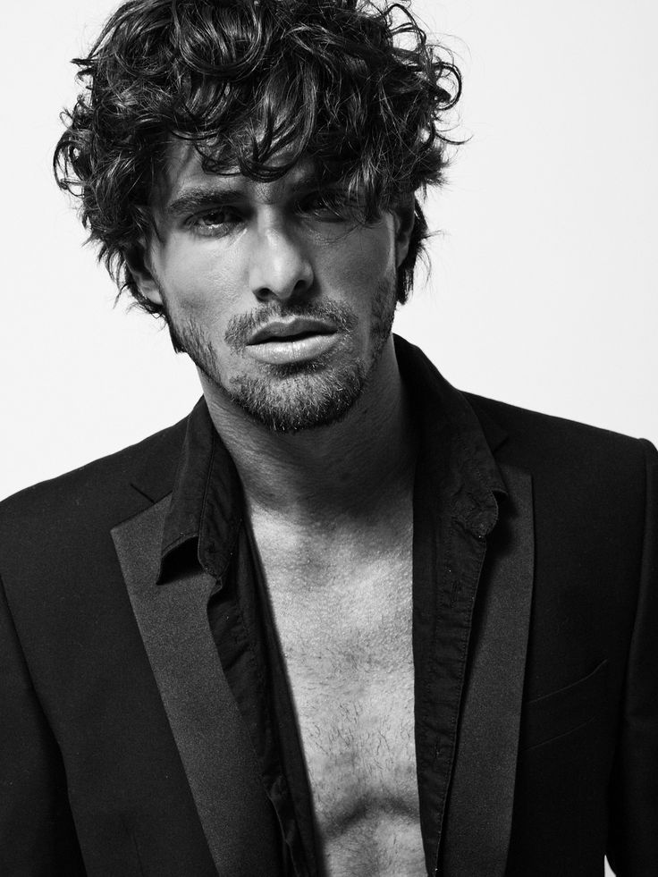 Flavio Sergio at Next Models, London