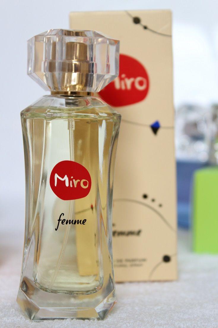 Miro Parfum – Tolle Düfte für kleines Geld - Miro femme