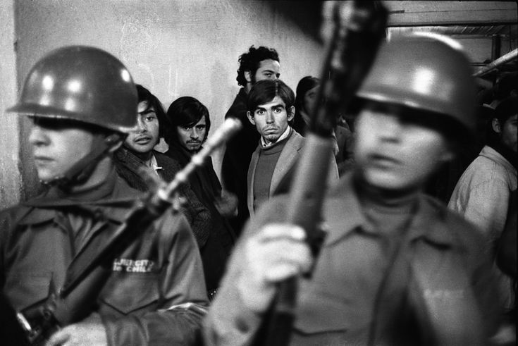 Chile: 40 Years After the Coup d'Etat: David Burnett | Photographer