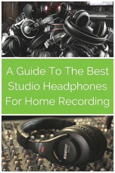 Best Studio Headphones For Home Recording