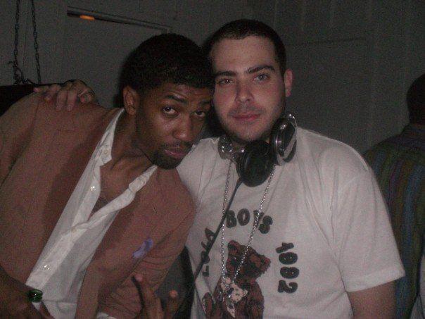 DJ Vibe & Farnsworth Bentley