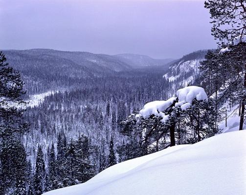 Korouoma, Posio Finland