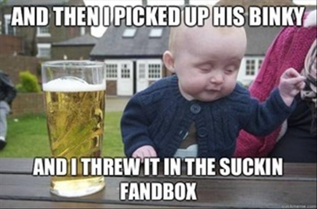 The Best Of Drunk Baby Meme (40 Pics)