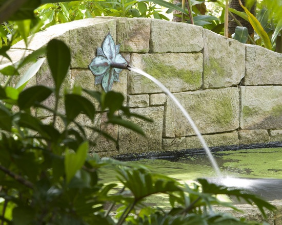12 best fountain spouts scuppers weirs images on pinterest - Decorative water spouts ...