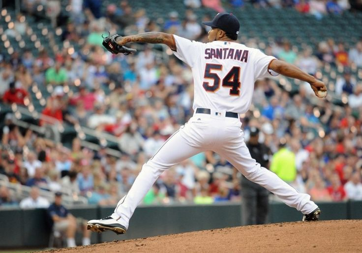 Keep — or start — riding Ervin Santana's hot streak = Through the first year-and-a-half of his tenure with the Minnesota Twins, starting pitcher Ervin Santana appeared to be a disaster.  Even before he took the mound for the first time ever in Minnesota last year, he had to.....