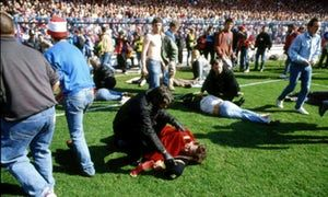 Hillsborough disaster: six people, including two senior police officers, charged  South Yorkshire police officer David Duckenfield charged with manslaughter over 1989 disaster    FINALLY!