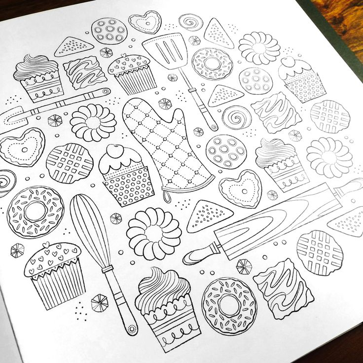 A Hand Crafted Coloring Book For Adults Featuring Intricate Designs That Celebrate The Joy Of