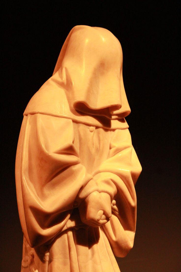 """""""Larmes d'albâtre. Les pleurants du tombeau de Jean sans Peur"""" (du 27/02 au 03/06 2013) Musée Cluny Paris"""