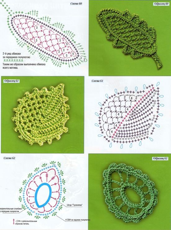 Esto es para continuar con el tema de las hojas....  Podríamos hacer un diseño de puras hojas....