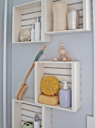 30 Brilliant Bathroom Organization and Storage DIY Solutions - Page 12 of 30 - DIY & Crafts