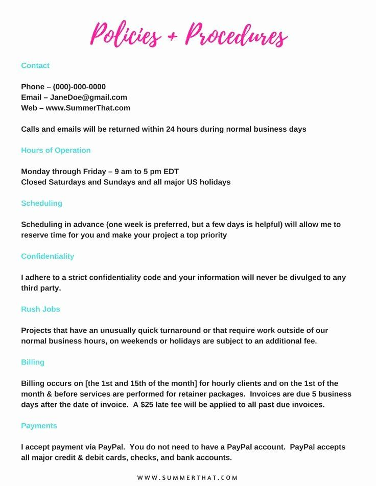 Virtual assistant Proposal Template Luxury Virtual
