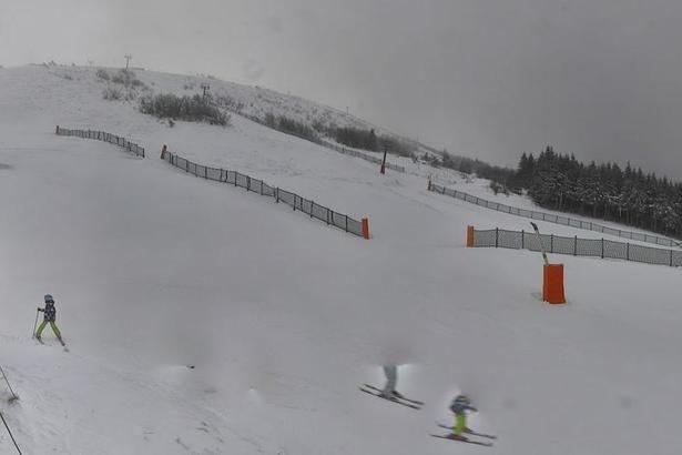 Enneigement Chalmazel - Bulletin neige et conditions de ski à Chalmazel