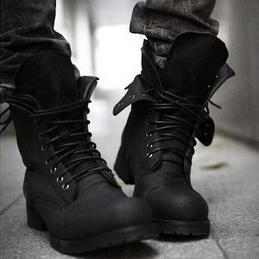 17 Best ideas about Combat Boots on Pinterest | Shoes boots combat ...