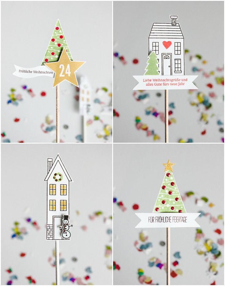 1000 Bilder Zu Weihnachten Diy Ideen Und Inspiration Auf