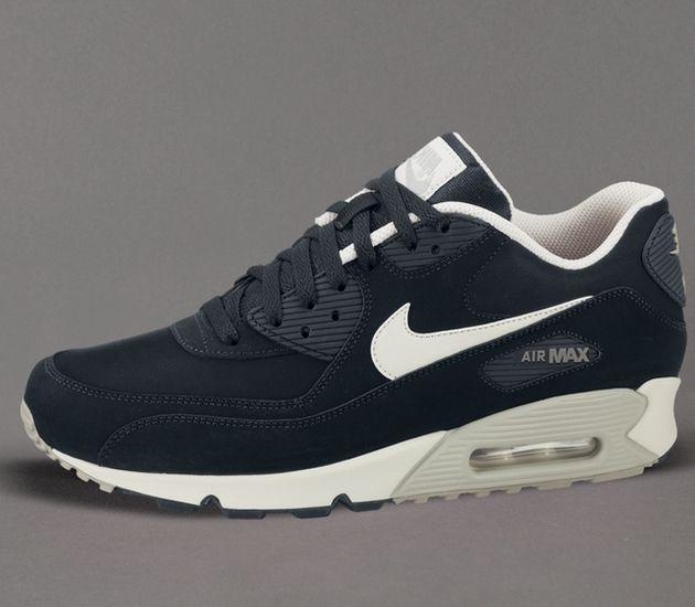 1e4a9a94ee ... Nike Air Max 90 Essential – Black / Mortar – Mine Grey ...