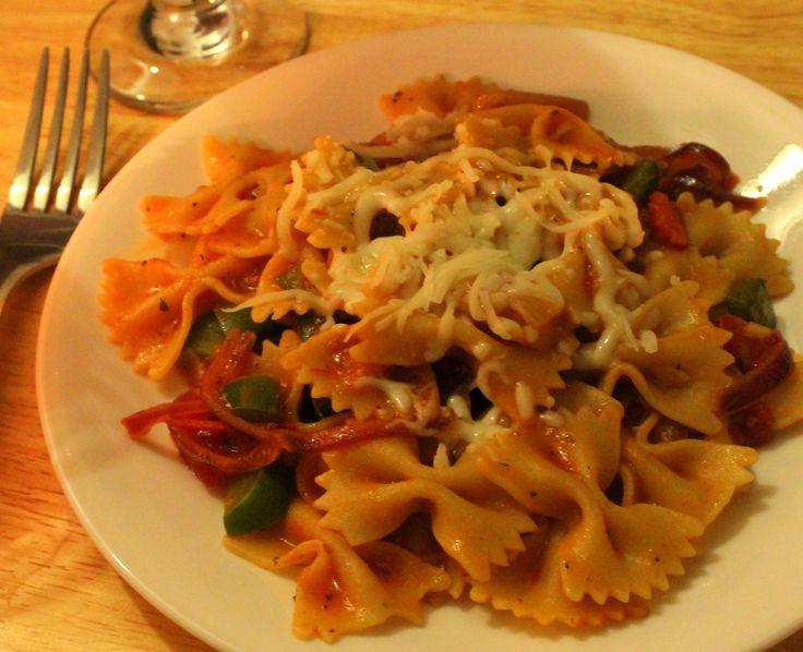 Bow-tie pasta aka Farafelle