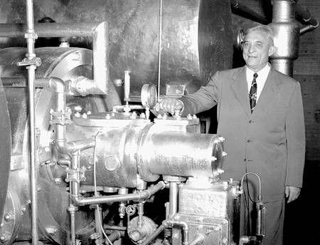En 1911 W H Carrier Inventa El Primer Sistema De Aire