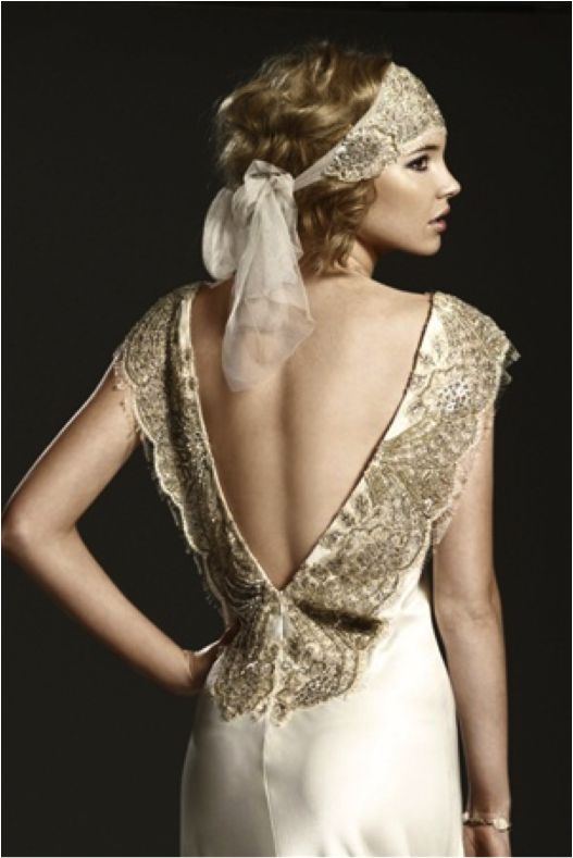 roaring twenties hairstyles for �copacetic couture
