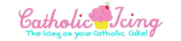 CATHOLIC ICING. Catholic crafts and more. Follow her board on Pinterest: Catholic Crafts Lacy Rabideau (Catholic Icing).