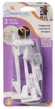 Free Baby Safety Latches sample kit