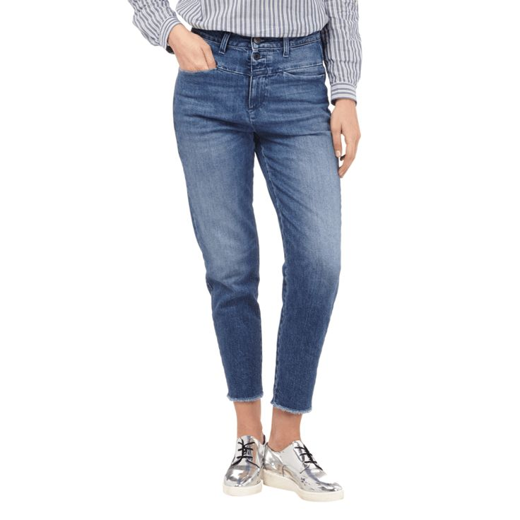 Jeans overall damen closed