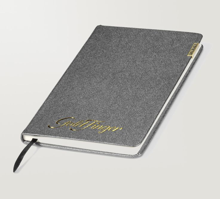 We supply this executive notebook with branding. This Balmain A5 Notebook is a beautiful textured notebook with 80 lined pages and a thermo PU cover.