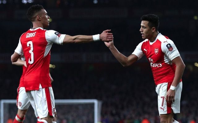 nice Arsenal player ratings from 5-0 win over little Lincoln: Kieran Gibbs MOTM as Alexis Sanchez also shines in FA Cup Check more at https://epeak.info/2017/03/12/arsenal-player-ratings-from-5-0-win-over-little-lincoln-kieran-gibbs-motm-as-alexis-sanchez-also-shines-in-fa-cup/