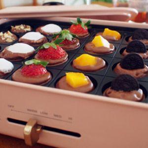 たこ焼きだけじゃもったいない!「たこ焼き器」のスイーツ活用術5選   レシピブログ - 料理ブログのレシピ満載!