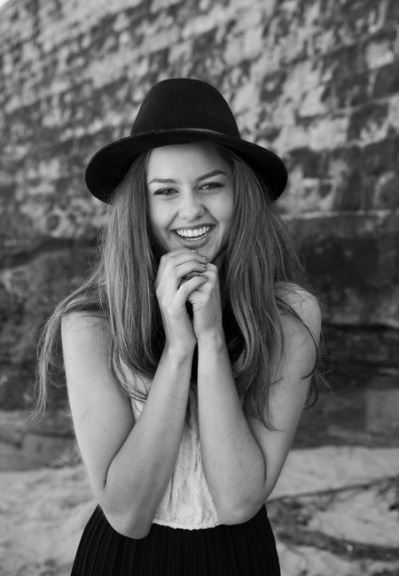 Isabelle Cornish *source unknown