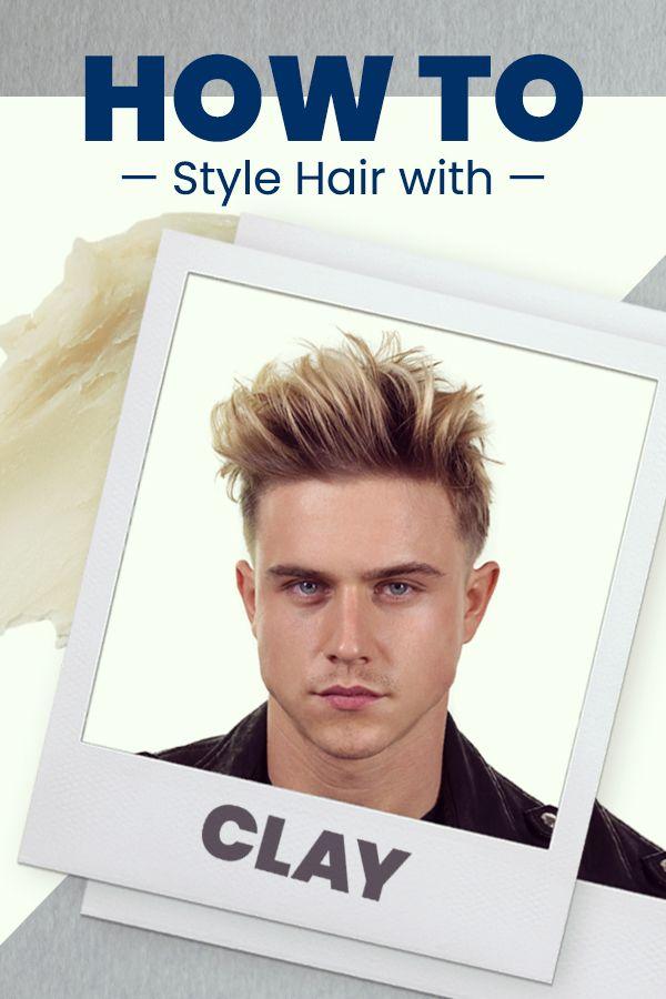 Hair Stylers 101 Clay Wax Pomade Hair Styler Hair Loss Causes Hair Styles