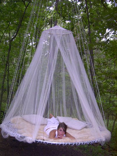 1000 Ideas About Mosquito Net Canopy On Pinterest