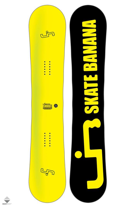 Deska Snowboardowa Lib Tech Skate Banana 10Yr 152
