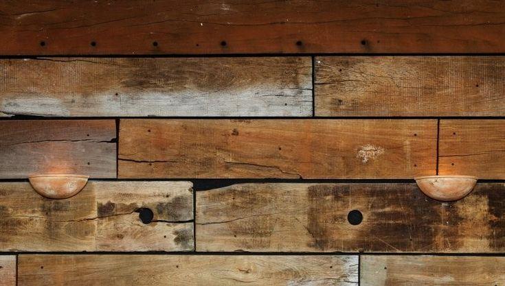 "THORS decorative wall cladding #reclaimedwood #woodenwallcladding #rusticinteriors #reclaimed #upcycling ""interiordesign"
