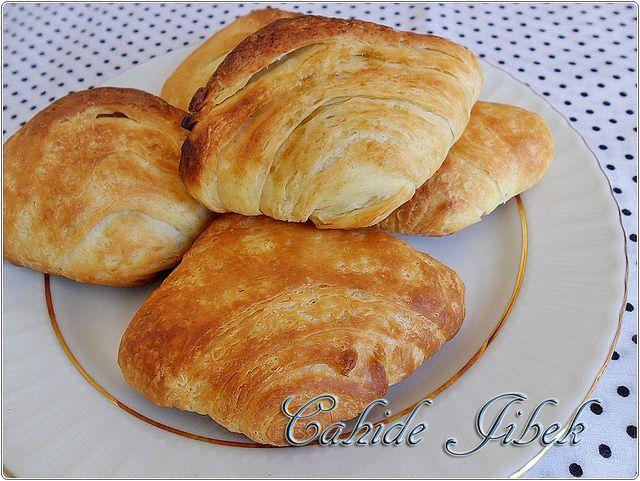 Midye Börek/ Midye Poğaça
