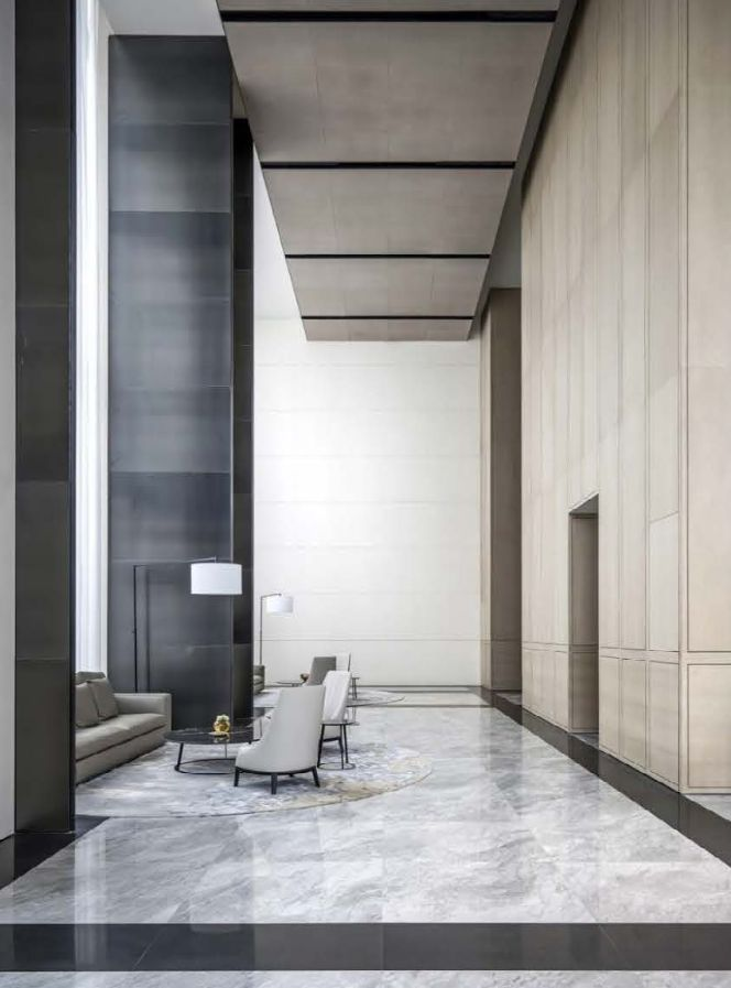Lobby Lounge Hotel Reception Areas Office Interior Architecture Design Corporate Offices Designs