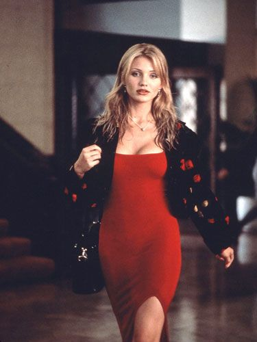 Most Iconic Dresses of All Time - Cameron Diaz, The Mask - 1984