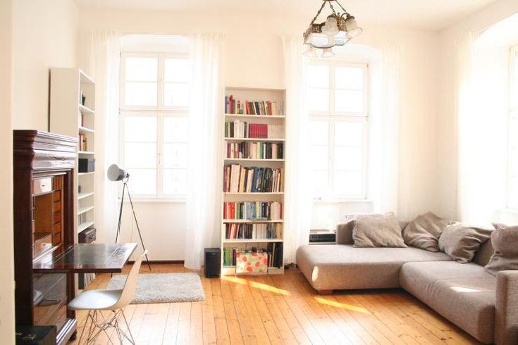 Altbauwohnung im schönsten Haus am Marktplatz Wohnung in