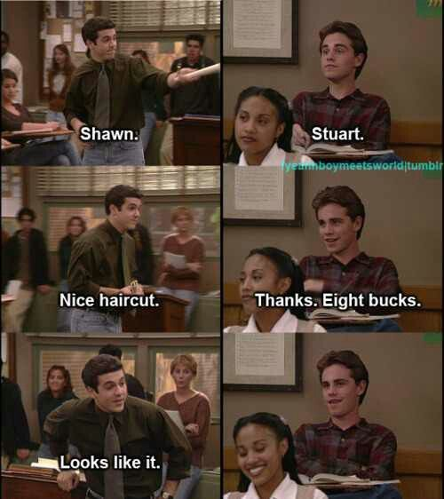 101 Best Movie Quotes: 101 Best BOY MEETS WORLD Images On Pinterest