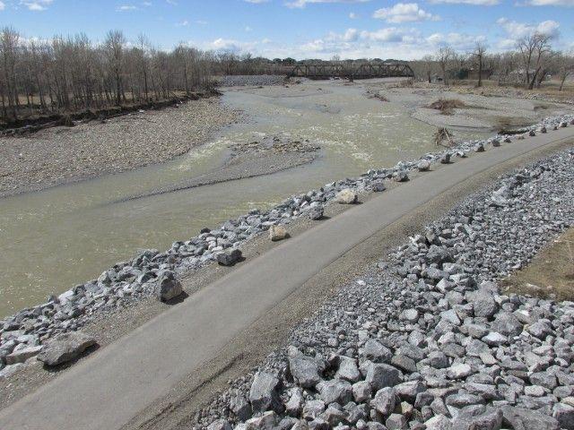 Sheep River Okotoks AB