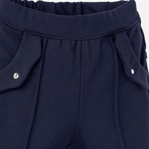Mayoral Kız Bebek Kışlık Tayt Pantolon Koyu Mavi