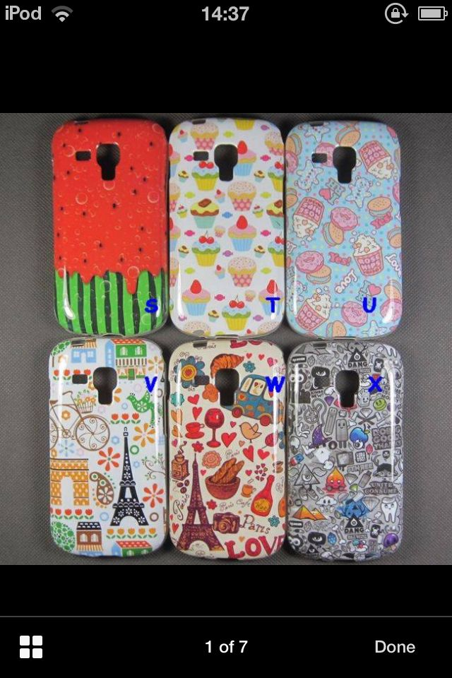 Cases for Samsung galaxy trend plus