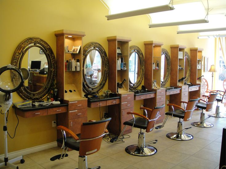 67 best images about salon furniture ideas on pinterest for Salon furniture and equipment