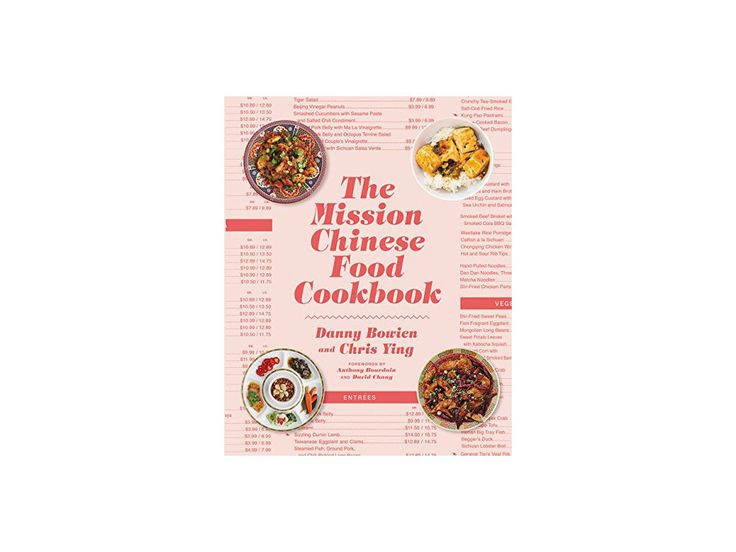 The Mission Chinese Food Cookbook - Danny Bowien, Chris Ying