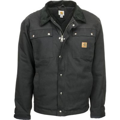 fa65861641 TSC exclusive Carhartt Tractor Jacket, Black or Duck Brown | Guy ...