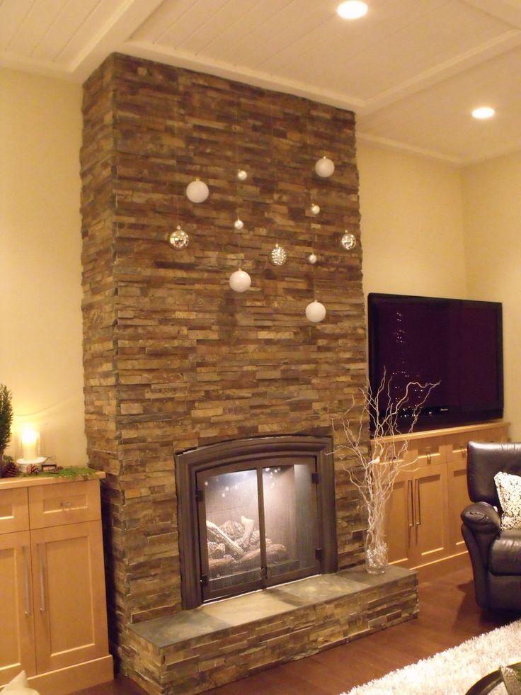 brick wallpaper chimney breast  Wallppapers Gallery